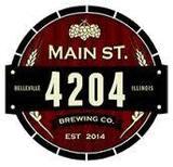 4204 Main Street Blonde Ale beer