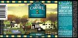 Mt. Carmel Summer Wheat Ale beer