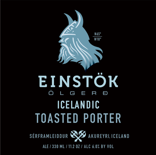 Einstok Icelandic Porter Beer