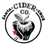 Santa Cruz Cider Wooden Tooth Special beer Label Full Size