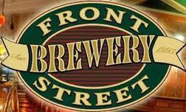 Front Street Cherry Ale beer Label Full Size