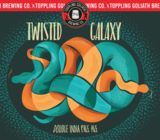 Toppling Goliath Twisted Galaxy beer