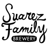 Suarez Family While beer