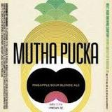 Next Door MuthaPucka Pineapple Sour beer