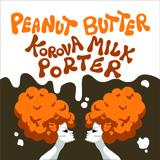 Gnarly Barley Peanut Butter Korova Milk Porter Beer
