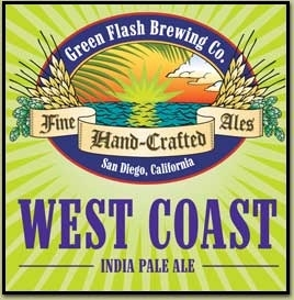 Green Flash West Coast IPA Beer