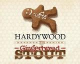 Hardywood Gingerbread Stout 2015 beer