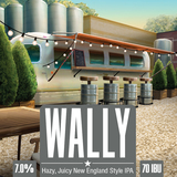 Wachusett Wally New England IPA Beer