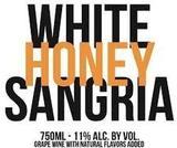 Wild Blossom White Honey Sangria beer