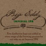 Leinenkugel's Big Eddy Imperial IPA beer