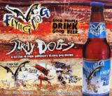 Flying Dog Stray Dogs Sampler beer