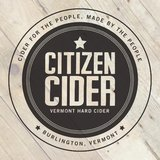 Citizen Cider Mr. Burlington beer