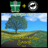 Blind Bat / Long Ireland Collaboration Saison beer