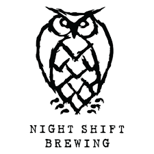 Night Shift Mainer Weisse beer Label Full Size