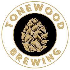Tonewood Revolution Coffee Porter beer Label Full Size