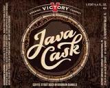 Victory Java Cask Coffee Stout Aged in Bourbon Barrels 2016 beer