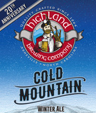 Highland Imperial Cold Mountain Beer