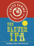 Critz Farms The Eleven IPA beer
