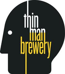 Thin Man Burning Money IPA beer Label Full Size