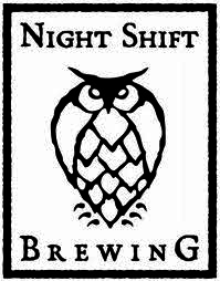 Night Shift One Hop This Time: Simcoe beer Label Full Size