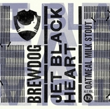 BrewDog Jet Black Heart Nitro Beer