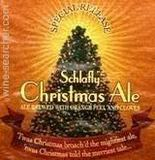 Schlafly Christmas  Ale Beer