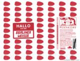 Mikkeller Hallo Ich Bin Berliner Weisse Raspberry Beer