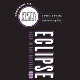 FiftyFifty Eclipse Grand Cru 2016 Beer