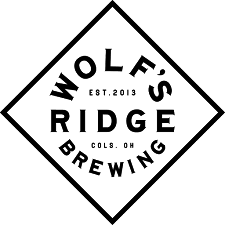 Wolf's Ridge Snow Cone beer Label Full Size