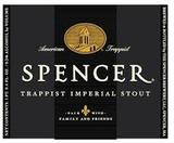 Spencer Trappist Imperial Stout beer