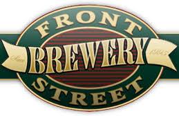 Front Street Vanilla Porter beer Label Full Size