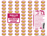 Mikkeller Hallo Ich Bin Berliner Weisse Passion Fruit Beer