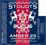 Stoudt's Amber 25 beer