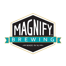 Magnify Hype Train beer Label Full Size