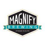 Magnify Hype Train beer