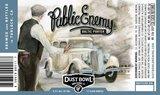 Dust Bowl Public Enemy Porter beer