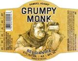 Sam Adams Grumpy Monk beer