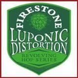 Firestone Walker Luponic Distortion #003 beer