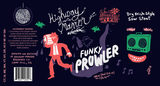 Highway Manor Funky Prowler Beer