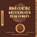 Perennial Black Walnut Dunkel beer