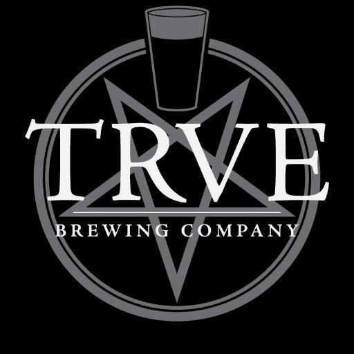 TRVE Revengeance Porter beer Label Full Size