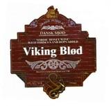 Dansk Mjød Viking Blod Honey Wine (Red) beer