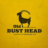 Old Bust Head Horchata Gold Cup beer