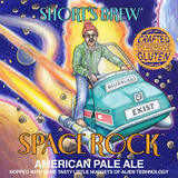 Short's Brew Space Rock Pale Ale beer