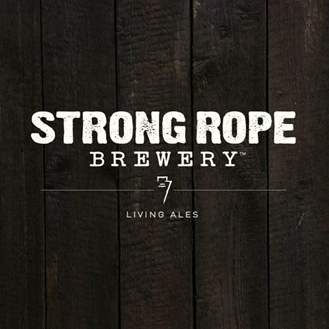 Strong Rope Choreographed Fight beer Label Full Size