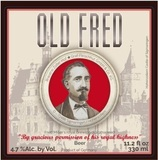 Zoller-Hof Old Fred beer