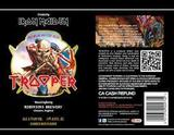 Iron Maiden/Robinson's Trooper Beer