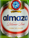 Almaza Pilsener Beer