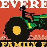 Everett Family Farm Apple Persimmon Cider beer