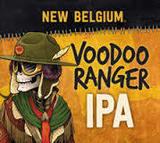 New Belgium Voodoo Ranger IPA Beer